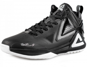 PEAK Tony Parker signature black shoes